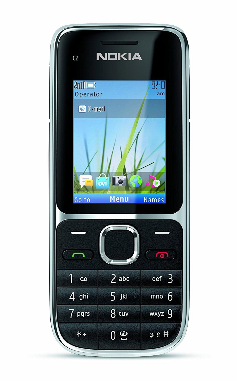 Nokia C2-01 Talk N Text