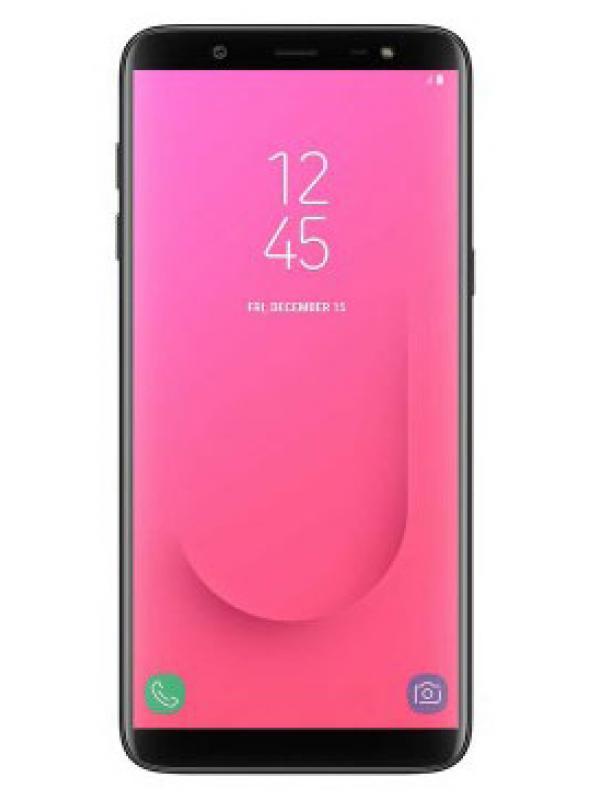 Samsung Galaxy J8 Dual Sim Black