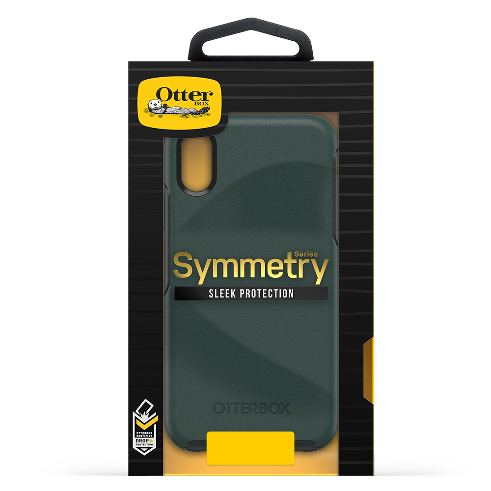 Otterbox - Symmetry Case for Apple iPhone XR - Ivy Meadow