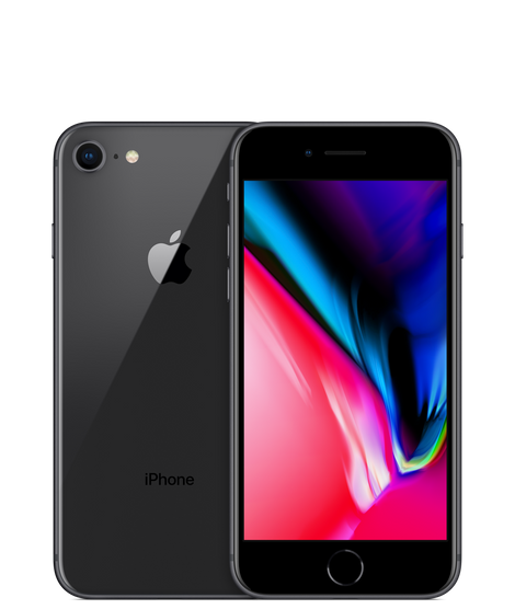 Apple iPhone 8 256GB Space Gray CPO