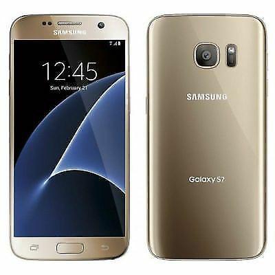 Samsung Galaxy S7 32GB Gold CPO