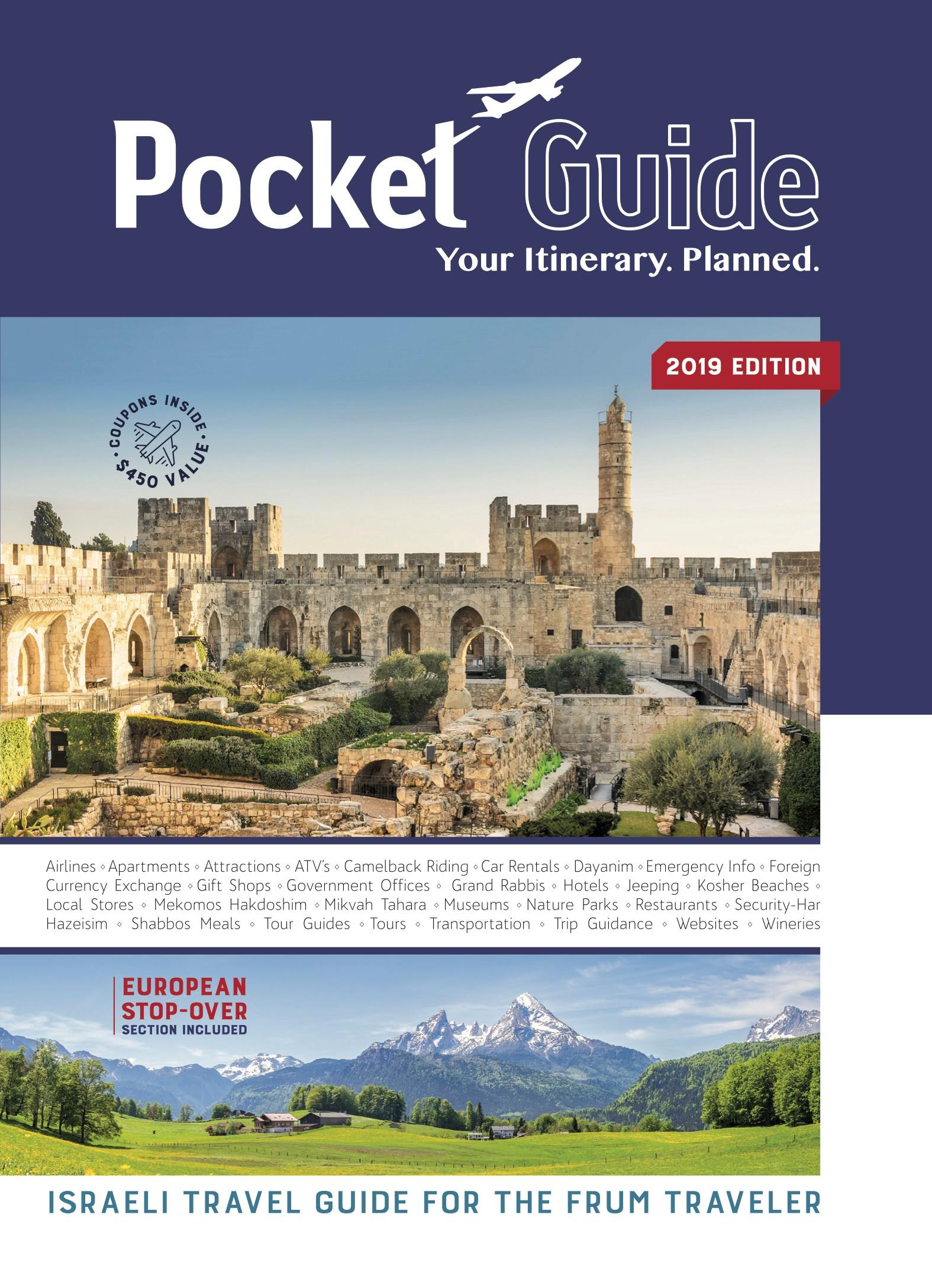Pocket Guide 2019