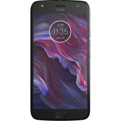 SafeTelecom Motorola Moto X4 Black