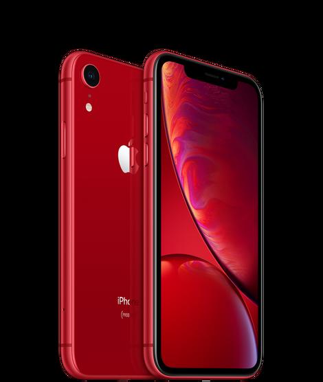 Apple iPhone XR 64GB Red Unlocked