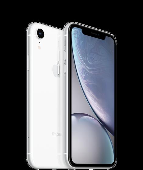 Apple iPhone XR 128GB White Unlocked