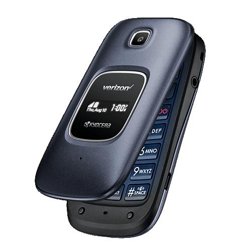 Kyocera S2720 Verizon Talk only Locked to Verizon Prepaid