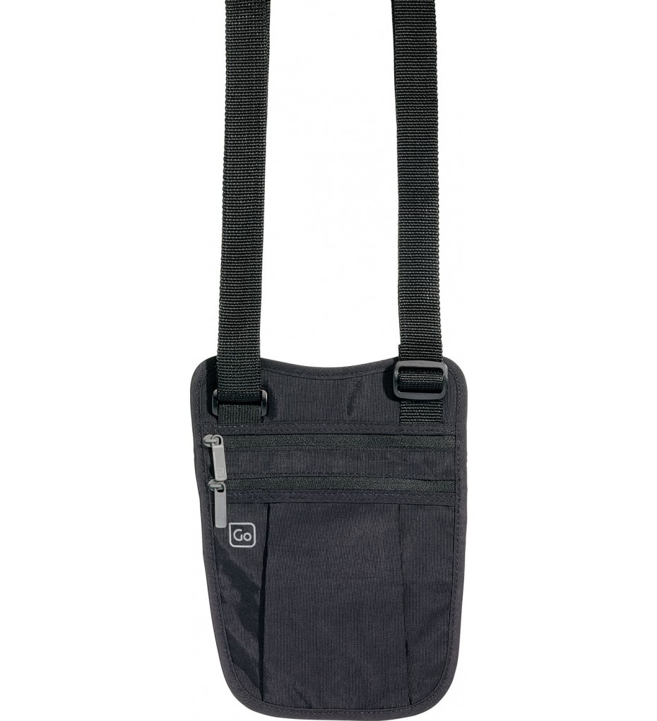 GO TRAVEL SHOULDER HOLSTER WALLET