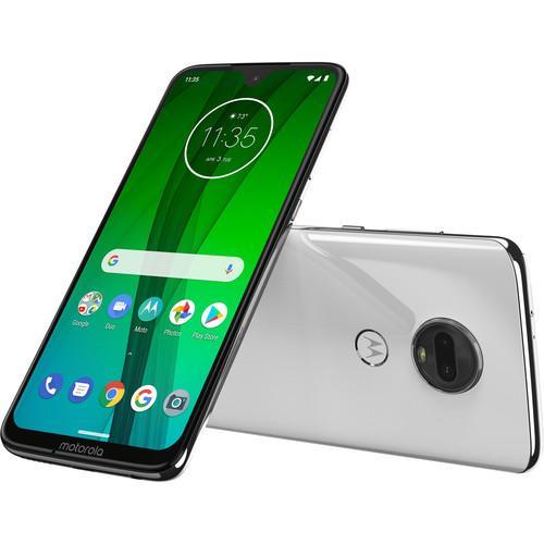 Safetelecom Moto G7 64GB White