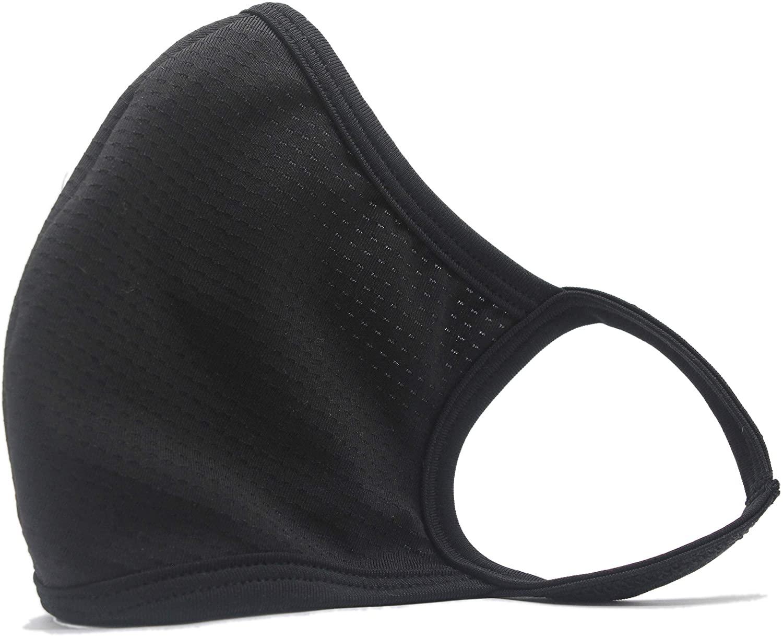 QueensFace Mesh Dot Breathble Outdoor Riding Running Face Mask