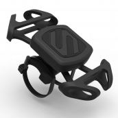 Scosche Magicmount Handlebar Mount With Elastic Bands For Most Devices - Black