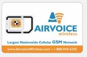 Airvoice Sim Card