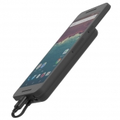 Scosche Magicmount Powerbank Portable Power For Usb Type C Devices (2.1a / 4000mah) - Black