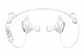 Samsung Level Active Wireless Fitness Earbuds - White/white