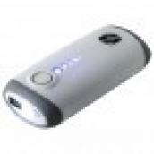 Scosche Gobat 4400 Portable Backup Battery White