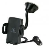 Scosche Wireless Charging Universal Window Dash Mount