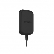 Mophie Charge Force Vent Mount With Qi Wireless Charging - Black