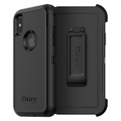 Apple Iphone X Otterbox Defender Case - Black