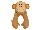 Go Travel Monkey Neck Pillow