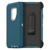 Samsung Galaxy S9 Plus Otterbox Defender Case - Big Sur (pale Beige And Corsair)