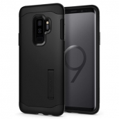 Samsung Galaxy S9 Plus Spigen Slim Armor Case - Black