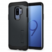 Samsung Galaxy S9 Plus Spigen Slim Armor Case - Metal Slate
