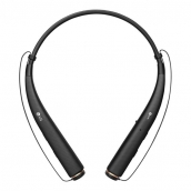 Lg Hbs 780 Tone Pro Bluetooth Headset - Black