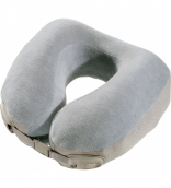 Go Travel Deluxe Memory Pillow Grey