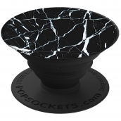 Popsockets - Device Stand And Grip - Black Marble