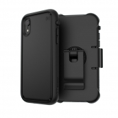 Speck - Presidio Ultra Case For Apple Iphone Xr - Black