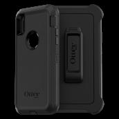 Otterbox - Defender Case For Apple Iphone Xr -  Black