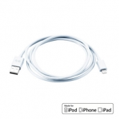 Puregear - Apple Lightning Cable 4ft - White