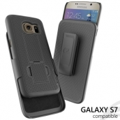 Encased Holster Shell Combo With Kickstand Samsung Galaxy S7