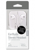 Apple Original Earpods With Remote & Mic 7/8/x - Lightning Connector {3.5mm Adapter Included}