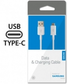 Samsung Type C Cable - White
