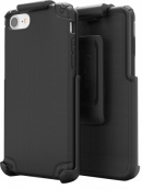 Protech - Case & Holster Combo For Iphone 8 Plus - Black