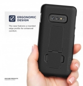 Galaxy S10 Lite Duraclip Combo Case With Belt Clip Holster