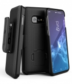 Duraclip Series Combo Case With Belt Clip Holster For Galaxy S10