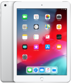 Apple Ipad (6th Generation) Wifi + Cellular 32gb Silver