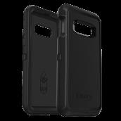 Otterbox - Defender Case For Samsung Galaxy S10e - Black