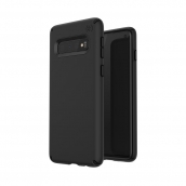 Speck - Presidio Pro Case For Samsung Galaxy S10 - Black