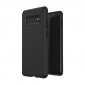 Speck - Presidio Pro Case For Samsung Galaxy S10 Plus - Black
