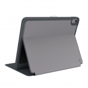 Speck - Presidio Pro Folio For Apple Ipad Pro 11 - Filigree Gray And Slate Gray