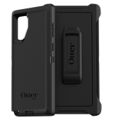 Otterbox - Defender Case For Samsung Galaxy Note 10 - Black