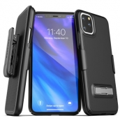 Duraclip Series Combo Case With Belt Clip Holster For Iphone 11 Pro (5.8)