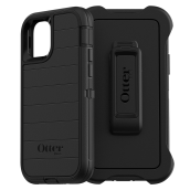 Otterbox - Defender Case For Apple Iphone 11 Pro - Black