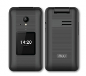 Nuu Mobile F4l Flip Phone