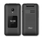 Nuu Mobile F4l Flip Phone Talk Only