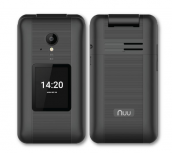 Nuu Mobile F4l Flip Phone Talk And Text