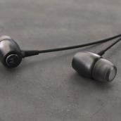 Motorola 3mm Earbuds Metal Black - Retail