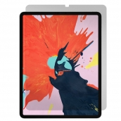 Gadget Guard - Black Ice Glass Screen Protector For Apple Ipad Pro 12.9 (2020 / 2018) - Clear
